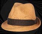 Sombrero de Hombre de paja toquilla echo en ecuador