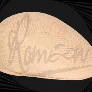 Golf cap panama hats made in ecuador