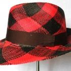 Sombreros Hats Paja Toquilla Quito Ecuador Sombreros Roman Sombreros de Fieltro Sobreros de Paño Made in Ecuador (88)