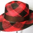 Sombreros Hats Paja Toquilla Quito Ecuador Sombreros Roman Sombreros de Fieltro Sobreros de Paño Made in Ecuador (89)